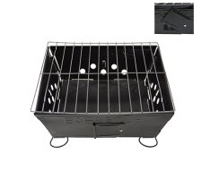 Grill Barbecue Klappgrill Einweggrill Faltgrill...
